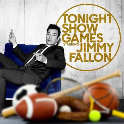 Tonight Show Games with Jimmy Fallon