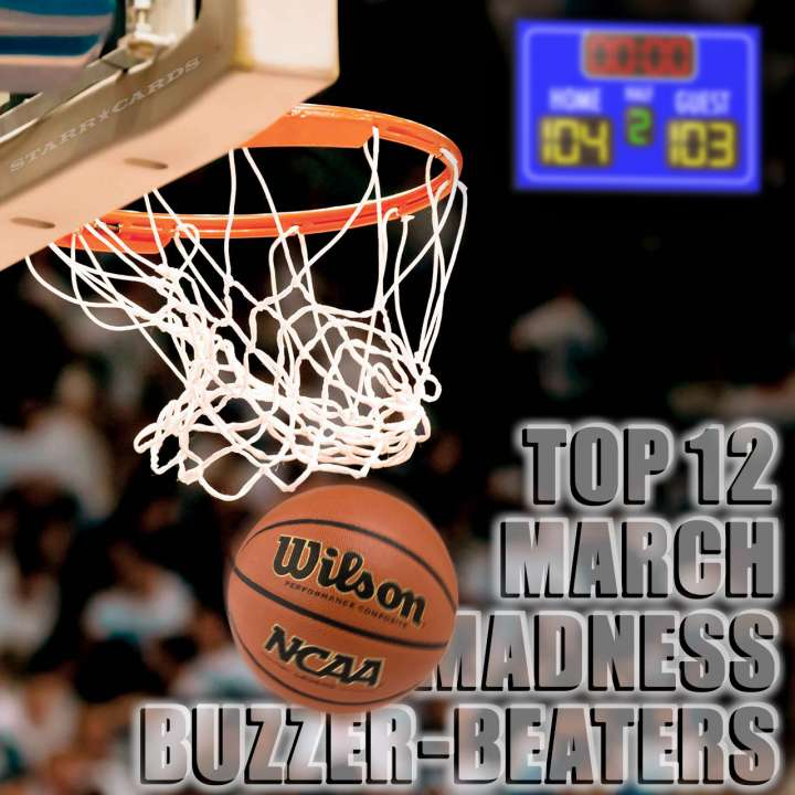 Top 10 March Madness Buzzer-Beaters