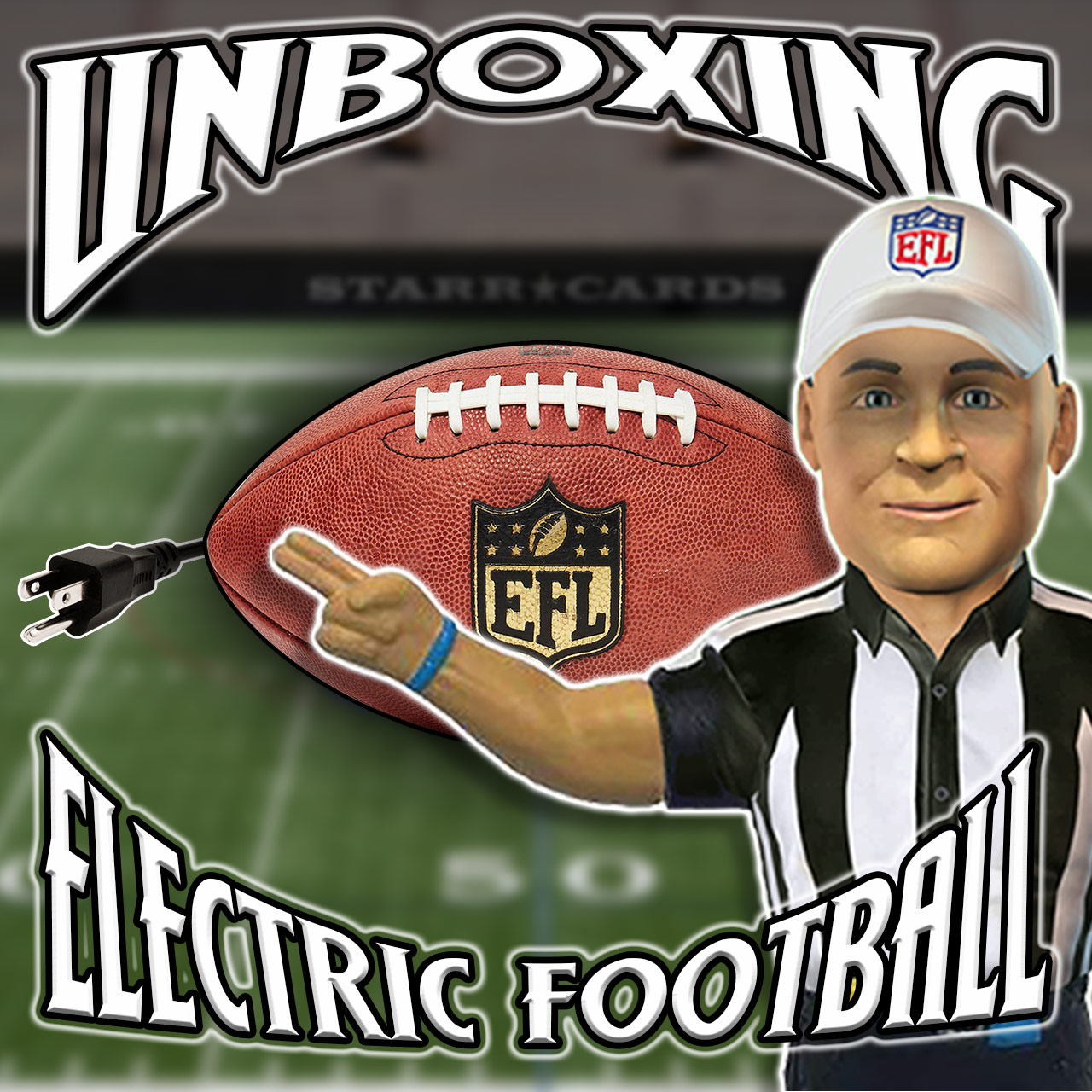 Unboxing Electric Football