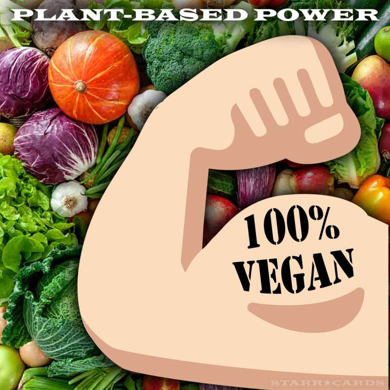 Vegan bodybuilders build muscle mass with plant-based diets