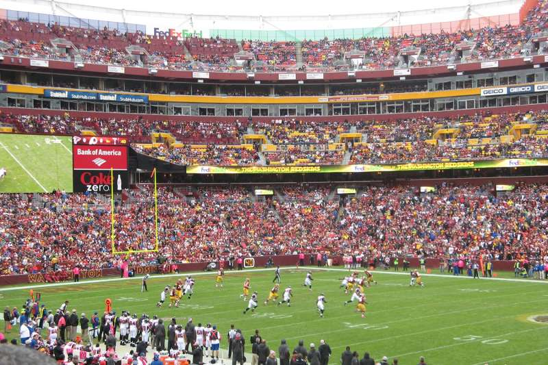 Washington Redskins' FedExField