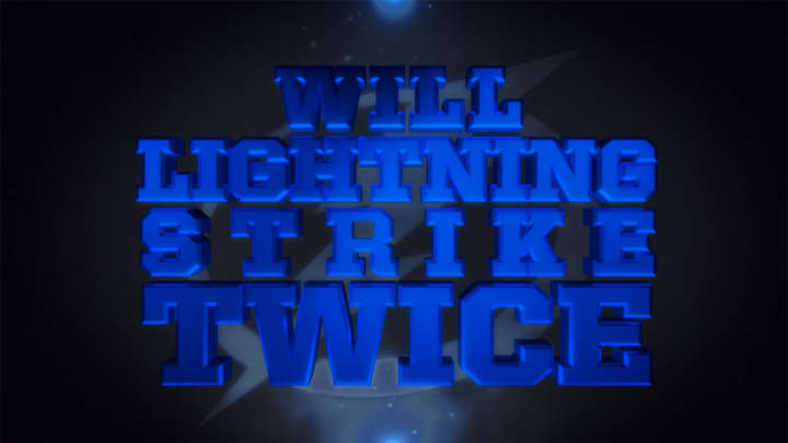 Will the Tampa Bay Lightning strike twice?