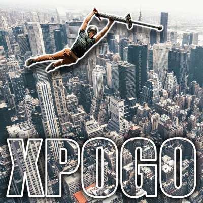 Xpogo takes pogo stick jumping to new heights