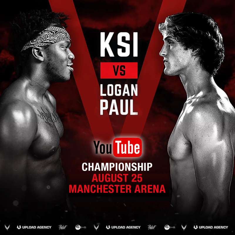 YouTube Boxing Championship: KSI vs Logan Paul
